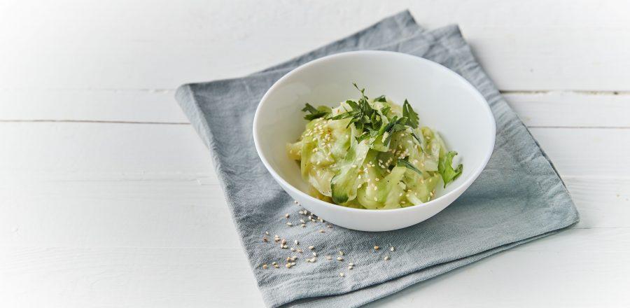 Nyári low carb saláták