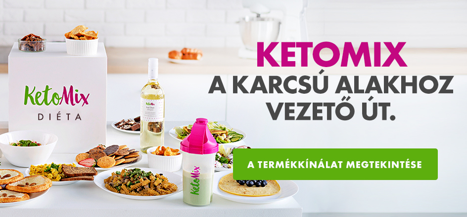 Proteindus etelek KetoMix
