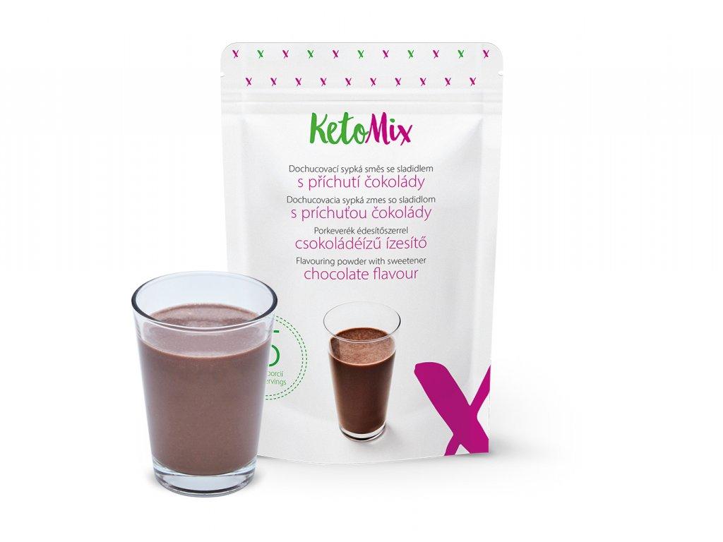 Koktél ízesítő - csokoládé - 45 g