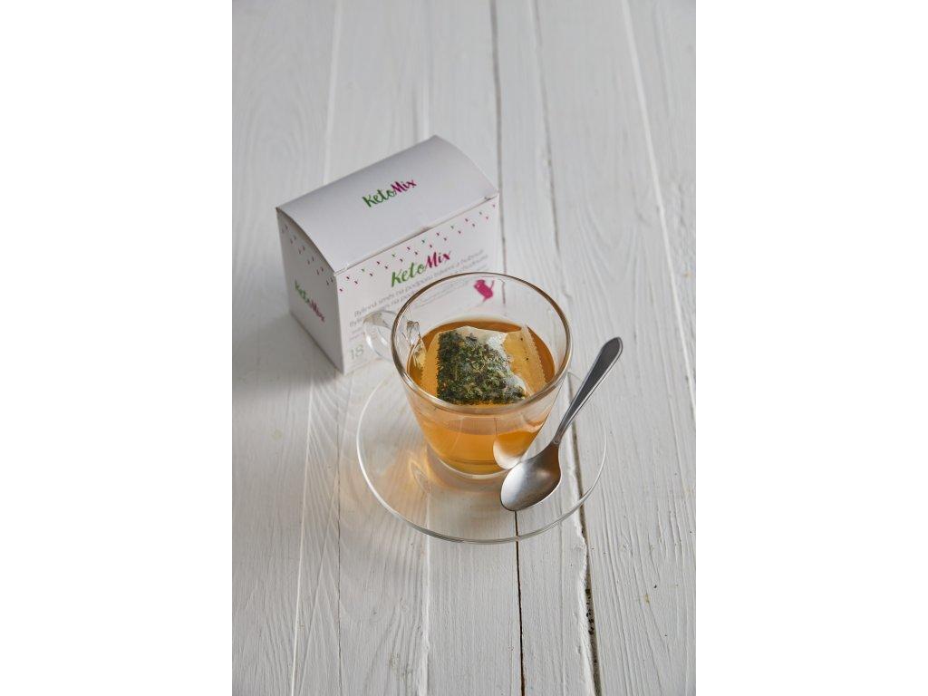 fogyást segítő tea)