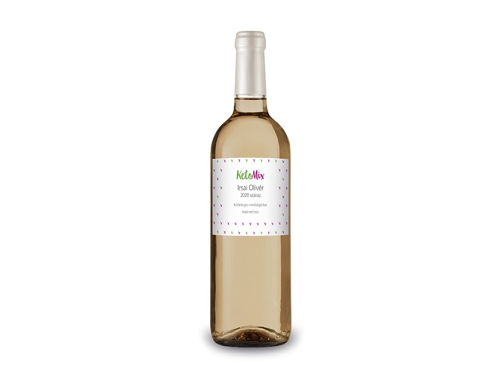 Irsai Olivér bora 2020 - Vajbar