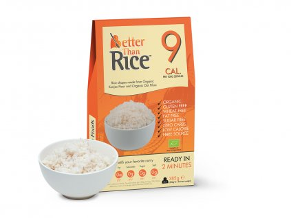 Szénhidrátmentes konjak rizs (5+1 ingyen)