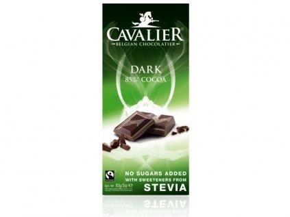 DARK 85% csokoládé (sztéviával édesített) 85 g