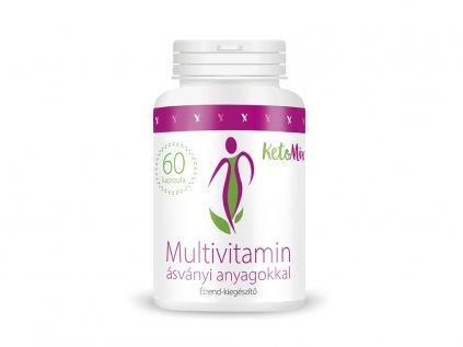 Multivitamin ásványi anyagokkal (60 kapszula)