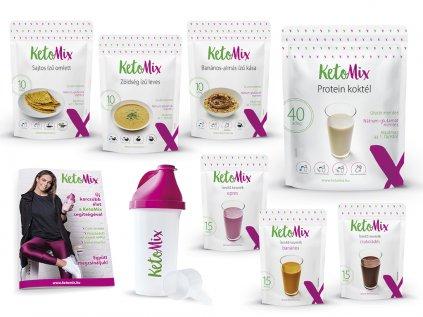 ketomix 4 hetes diéta