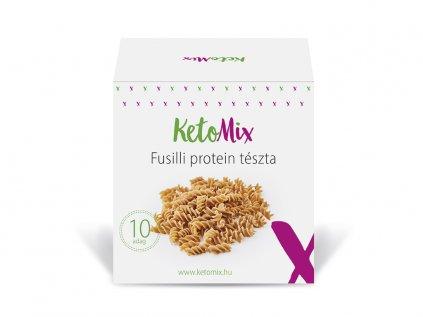 Fusilli protein tészta