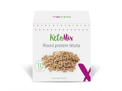 Risoni protein tészta