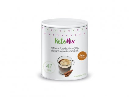 Fogyást segítő instant kávé - fahéj ízű (47 adag)