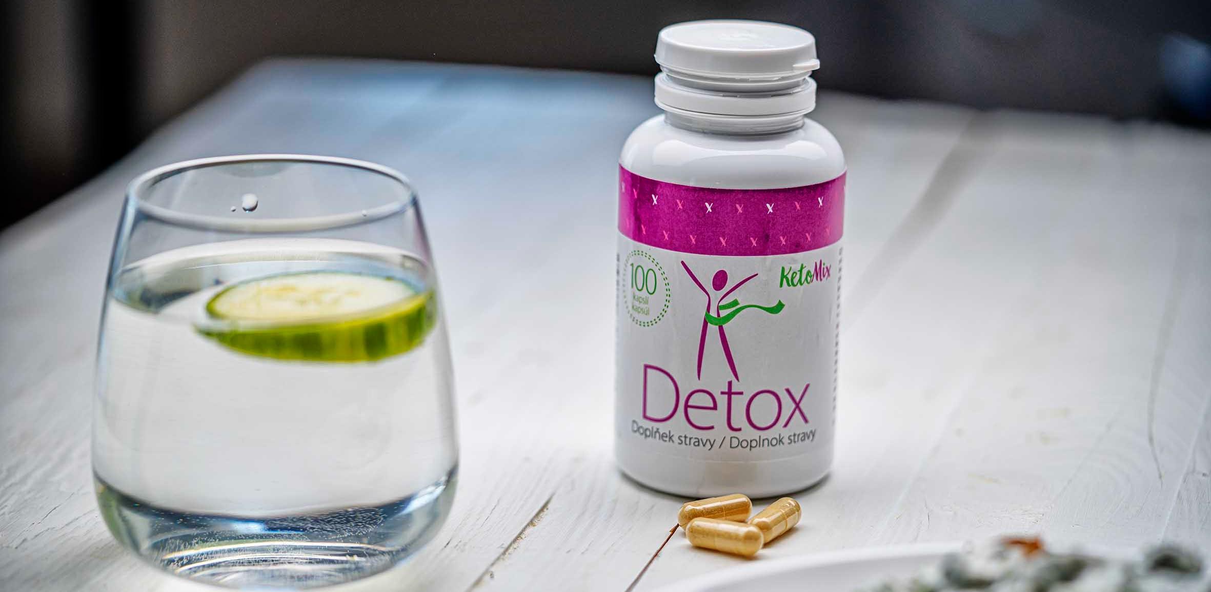 Prečo je detox počas diéty dôležitý?
