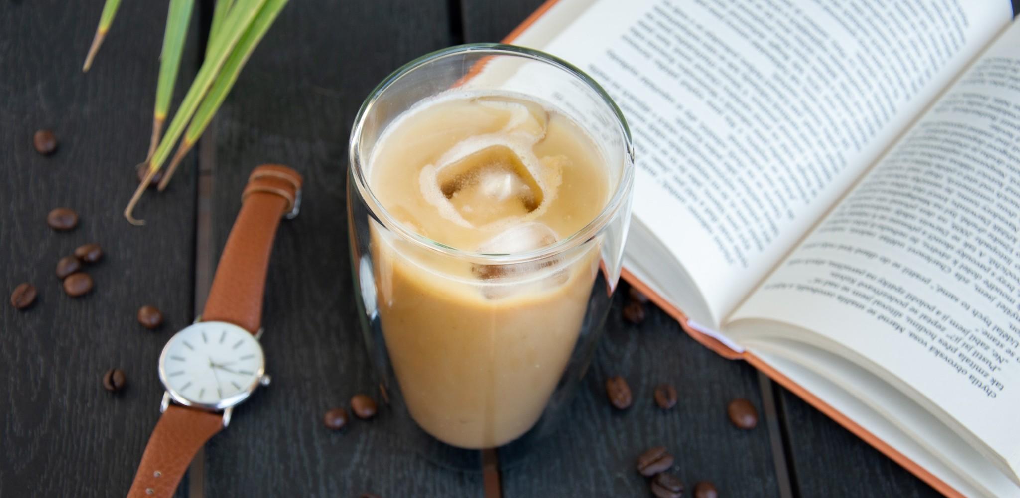 Ľadová káva KetoMix