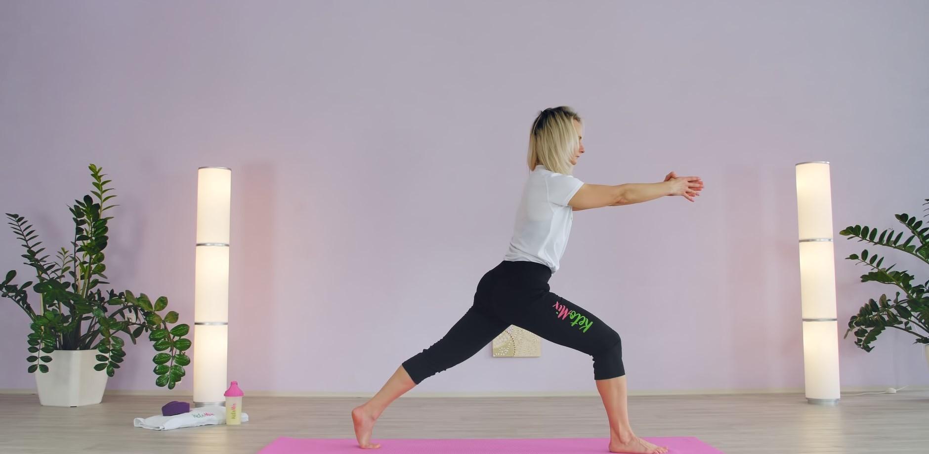 Ponaťahuj svoje telo s KetoMixom – Ponaťahovanie celého tela