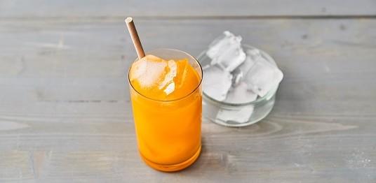 NOVINKA – Pomarančový sirup bez cukru