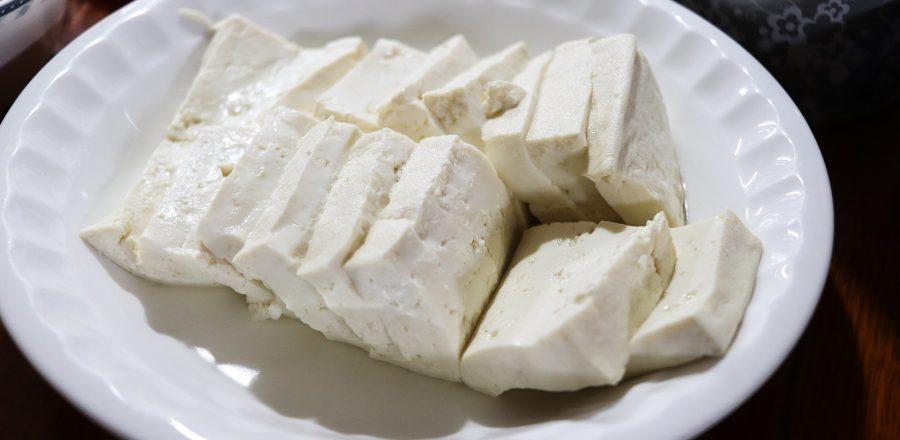 Tofu na čínsky spôsob