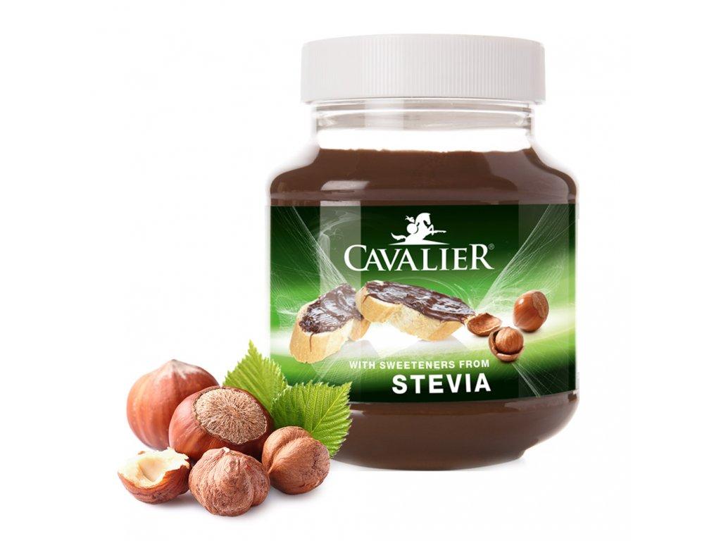 cavalier lieskovoorieskovy krem so sladidlom