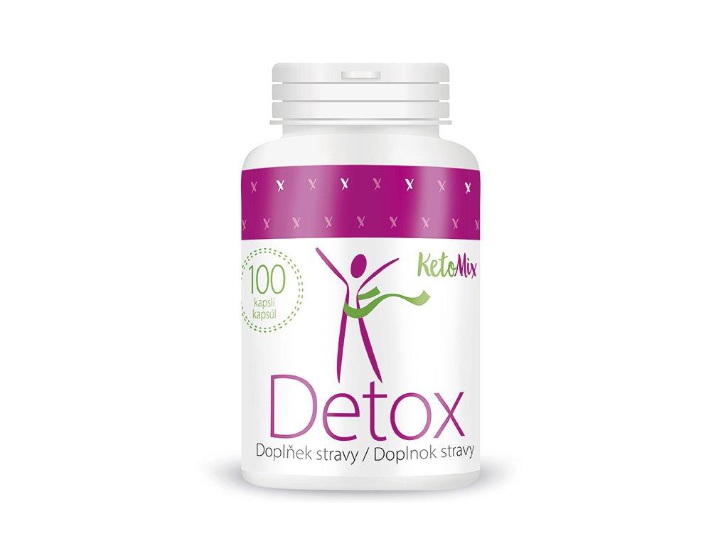 Detox (100 kapsúl)