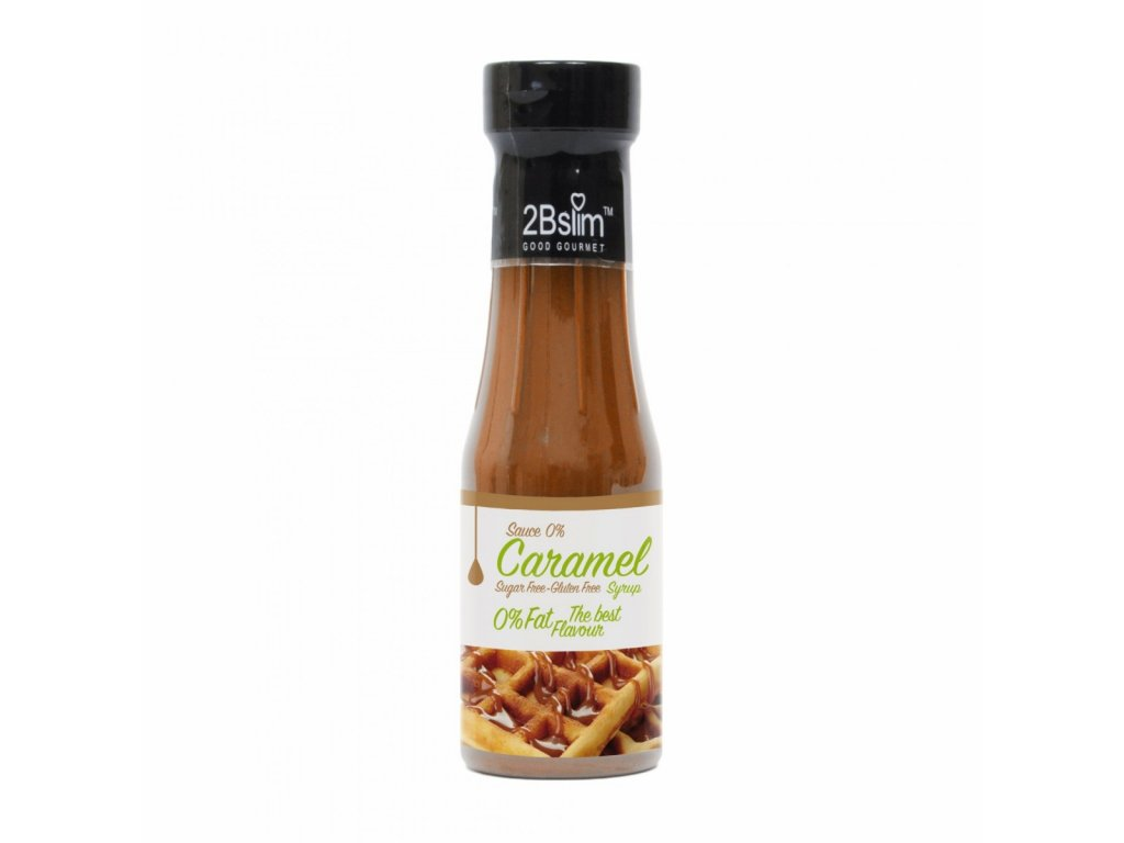 karamelova omacka bez kalorii