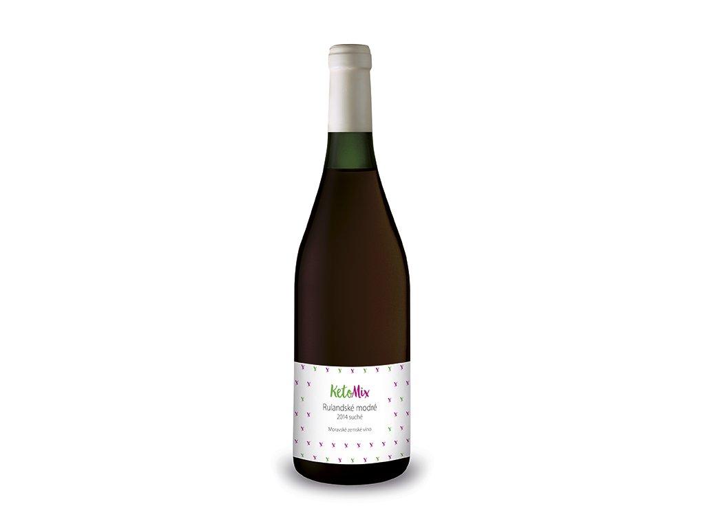 Víno Rulandské modré 2014