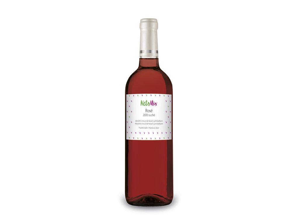 mockup vino vajbar rose 2020