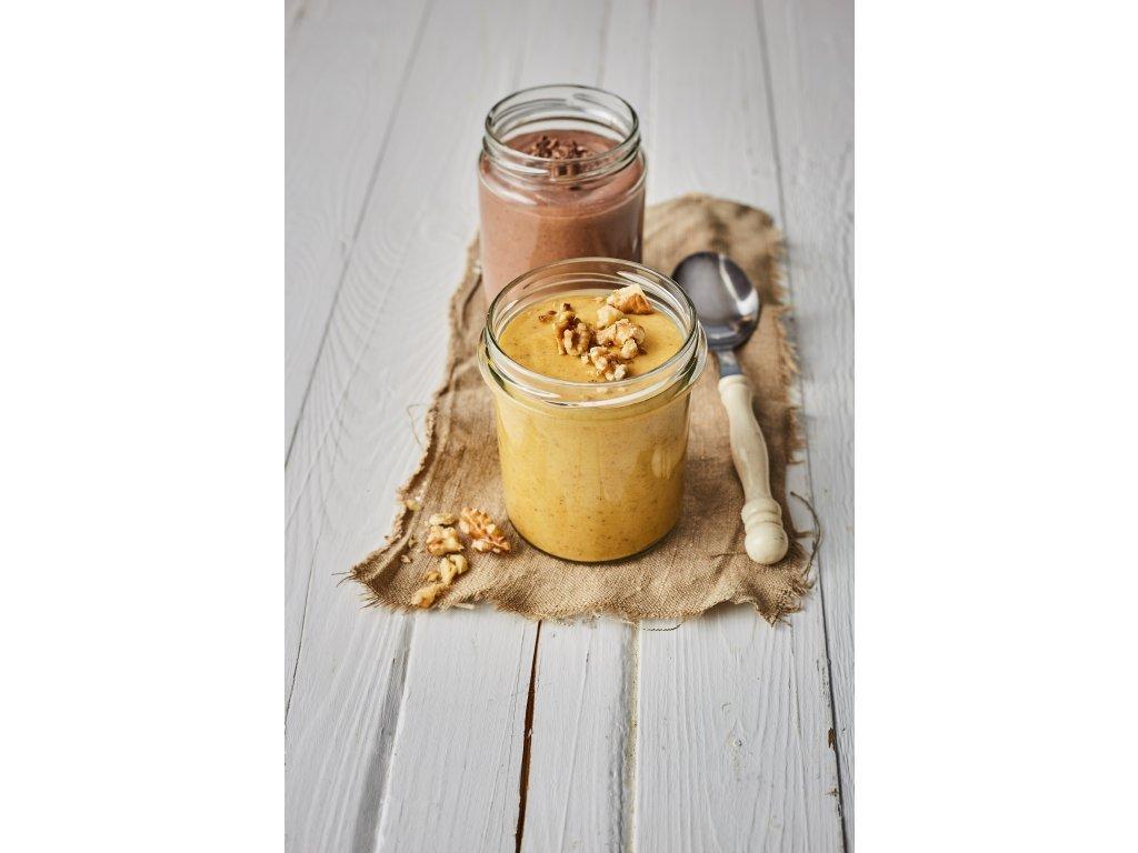 51 2 proteinova kasa ketomix 280 g 10 porcii s bananovo jablkovou prichutou