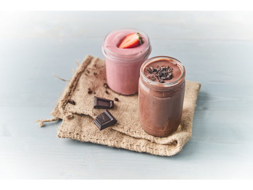 54 2 proteinova kasa ketomix 280 g 10 porcii s cokoladovou prichutou