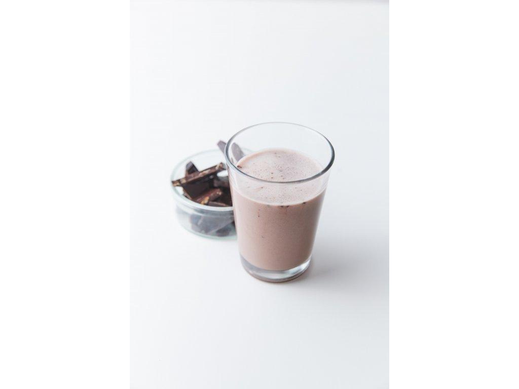 mockup prichut cokolada