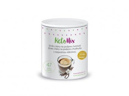 Instantná káva na podporu chudnutia s príchuťou vanilky