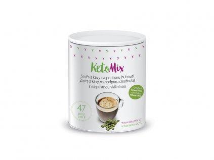 Instantná káva na podporu chudnutia s príchuťou zelenej kávy