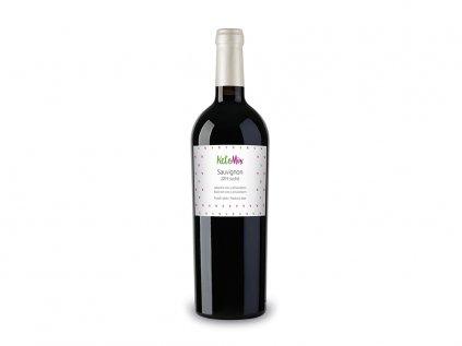 mockup vino vajbar sauvignon 2019