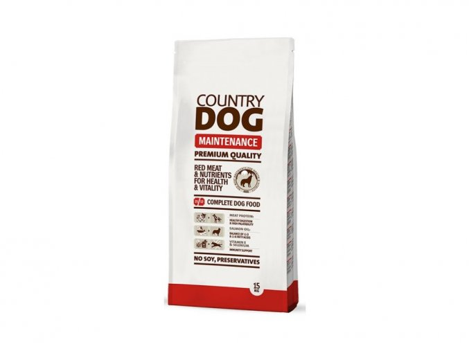 33217 country dog maintenance 15 kg