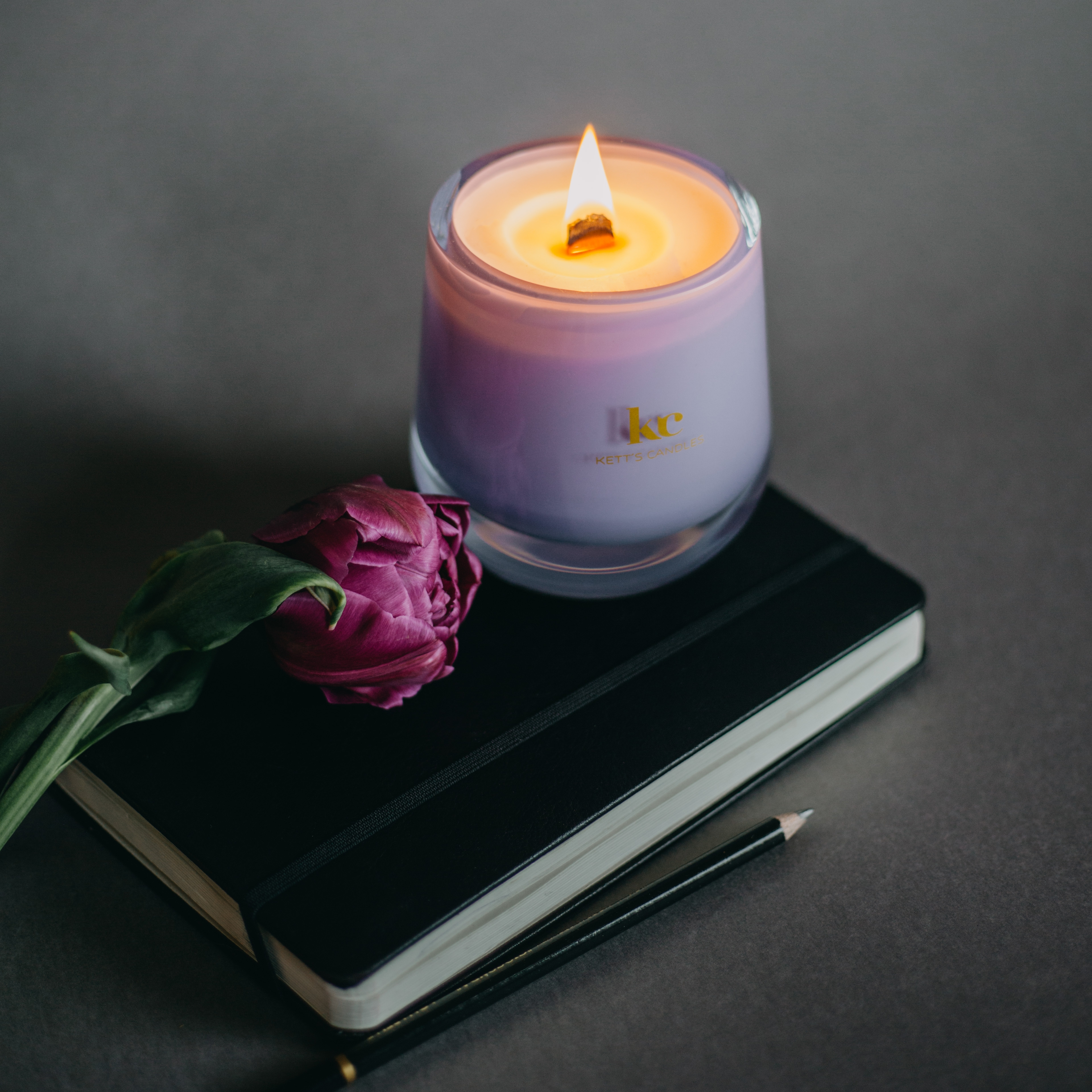 KETT'S CANDLES - Luxury Scented Experience