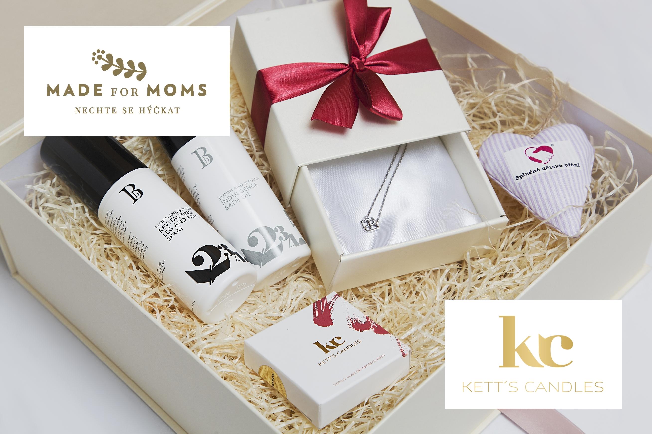 KETT'S CANDLES a Made For Moms spolupráce