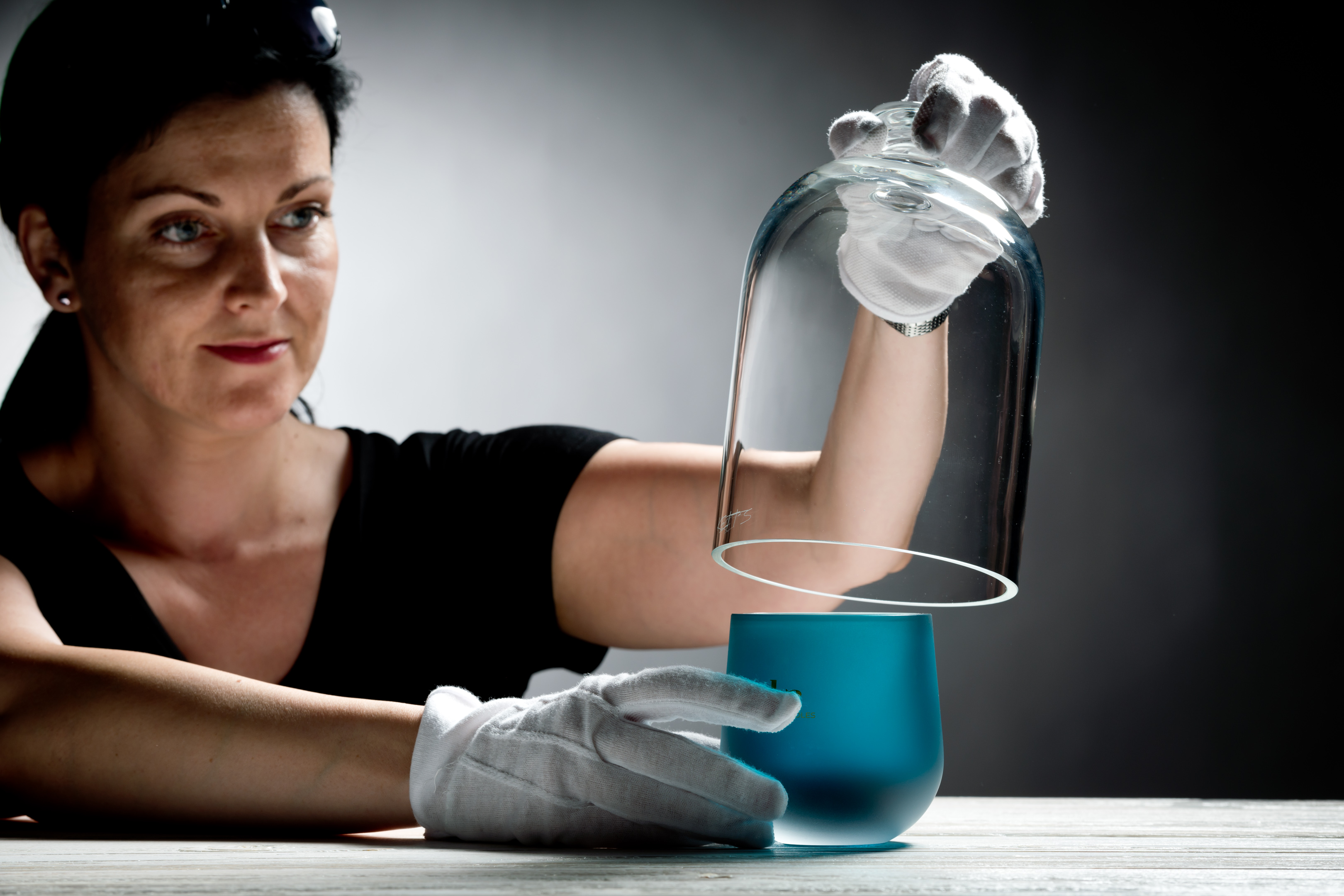 Bývalá záchranářka ve volném čase vyrábí luxusní svíčky. V podnikání se chce hlavně lišit