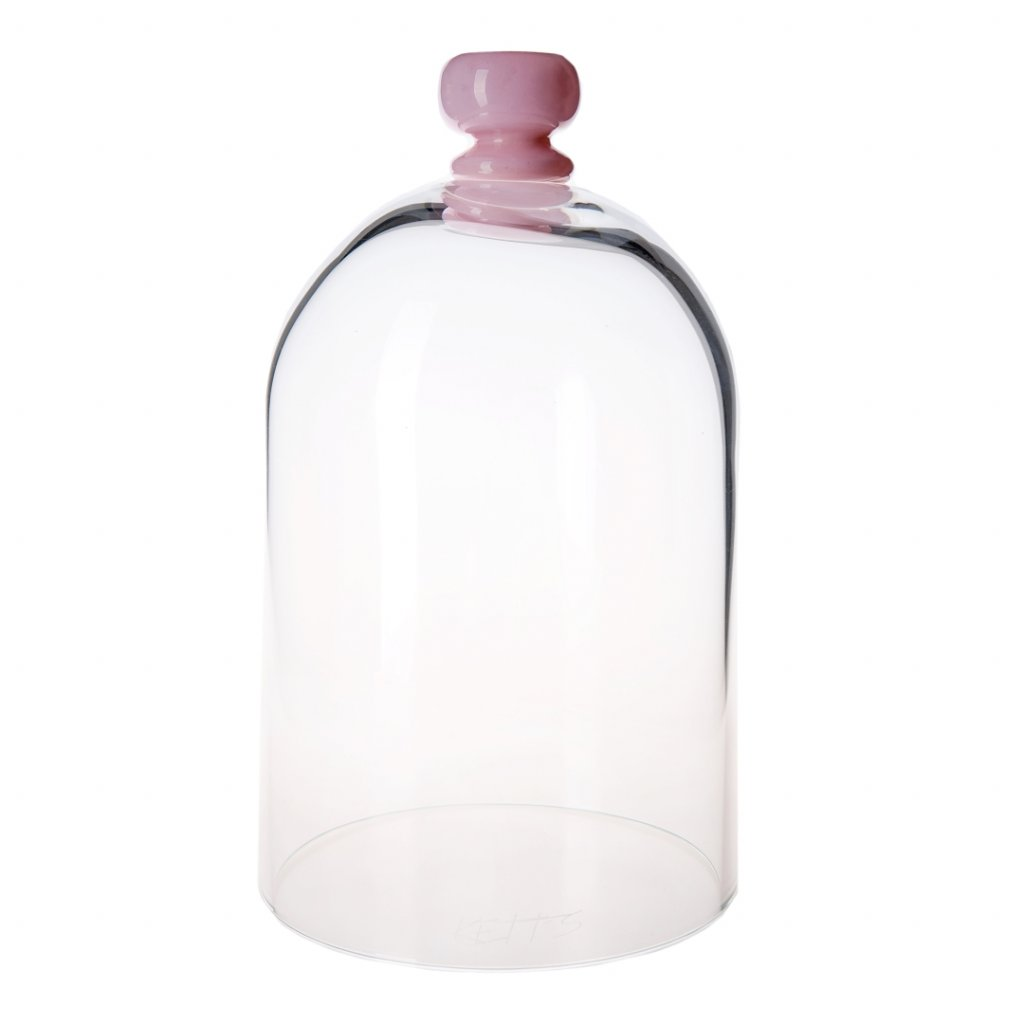Poklop na svíčku KETT'S CANDLES růžový