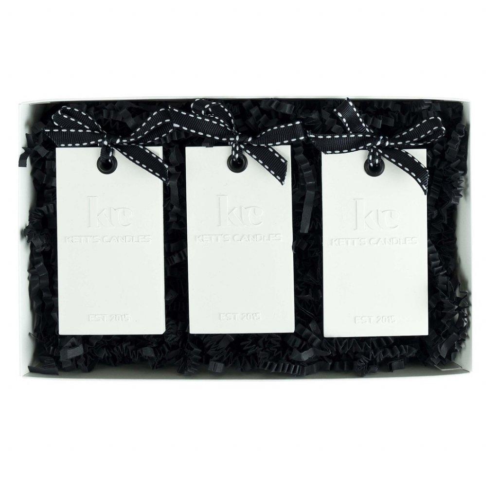 sada keramiky 3 ks black balení