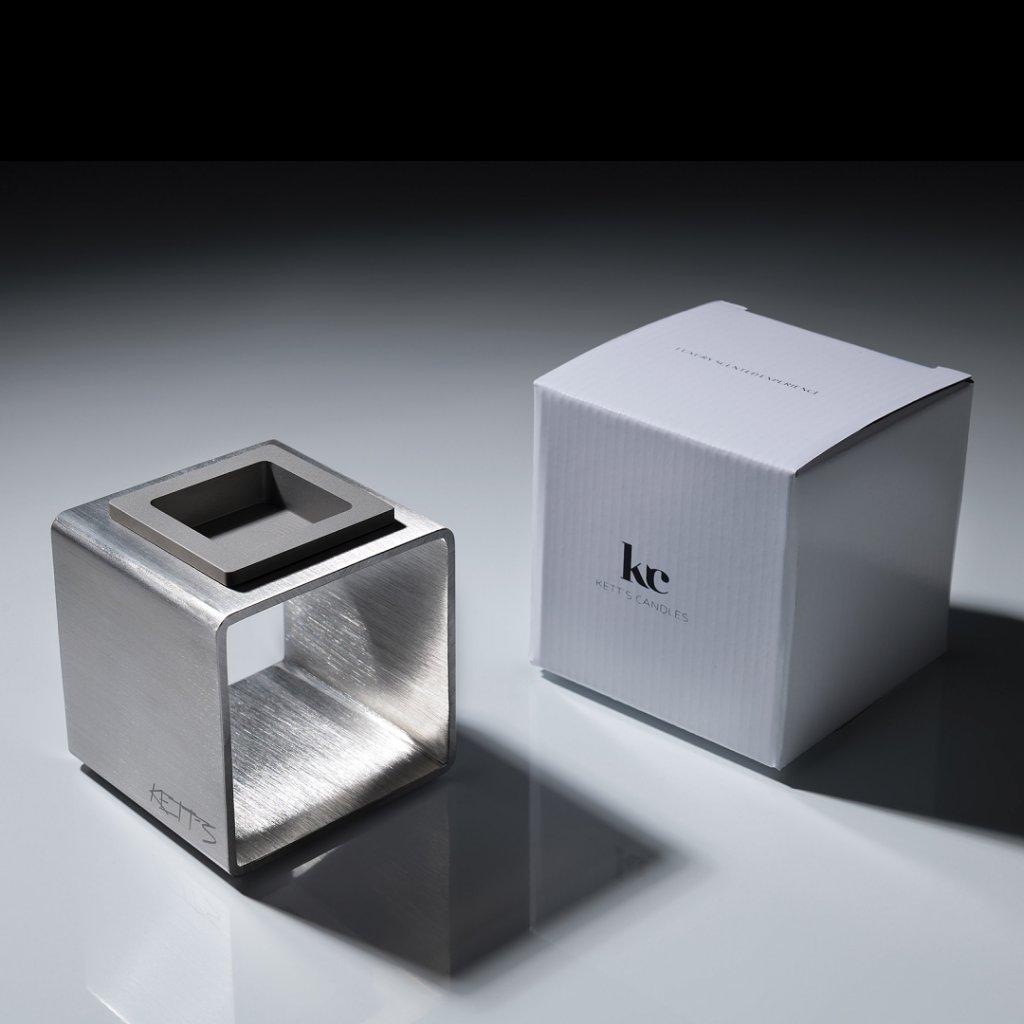 Aromalampa KETT'S CANDLES bílé balení