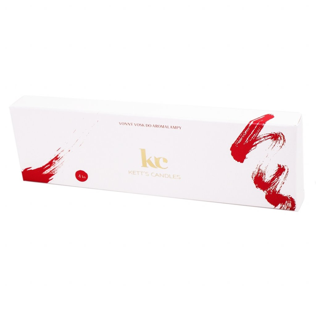 Vonný vosk KETT'S CANDLES s vůní Christmas Cedar