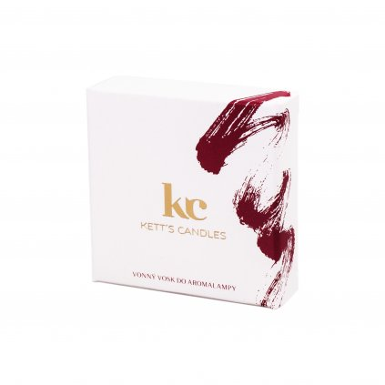 KETT'S CANDLES vonný vosk do aromalampy Kadidlo a Myrha