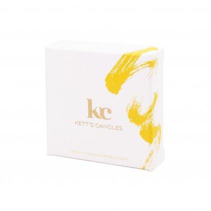 Vonný vosk KETT'S CANDLES s vůní Lime Vanilla