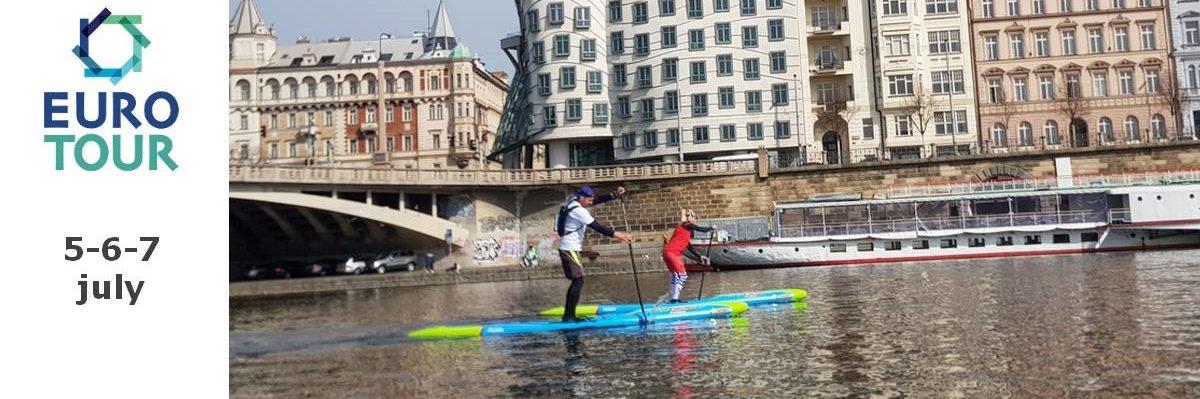 5 - 7. července | Prague Paddle Fest - Euro Tour