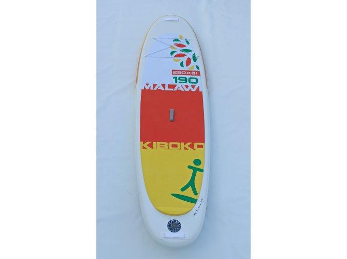 Paddleboard Kiboko Malawi 190 FT - půjčovna 2021