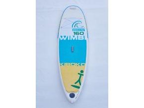Paddleboard Kiboko Wimbi 160 FT - půjčovna  + Pumpa + Batoh