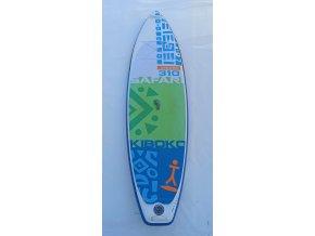 Paddleboard Kiboko Safari 310 FT - půjčovna  + Pumpa + Batoh