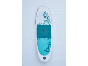 Paddleboard Kiboko Malawi 230 FT windSUP  + Pumpa + Batoh