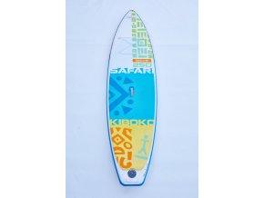 Paddleboard Kiboko Safari 250 - půjčovna  + Pumpa + Batoh