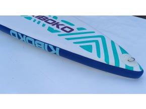 Paddleboard Kiboko Roketi 280 FT - testboard  + Pumpa + Batoh
