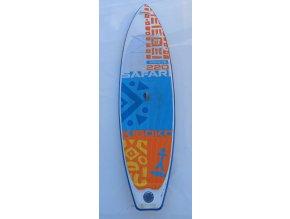 Paddleboard Kiboko Safari 220 FT WindSUP - půjčovna