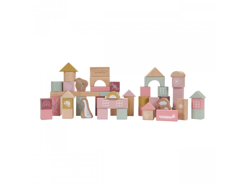 4429. Block building pink