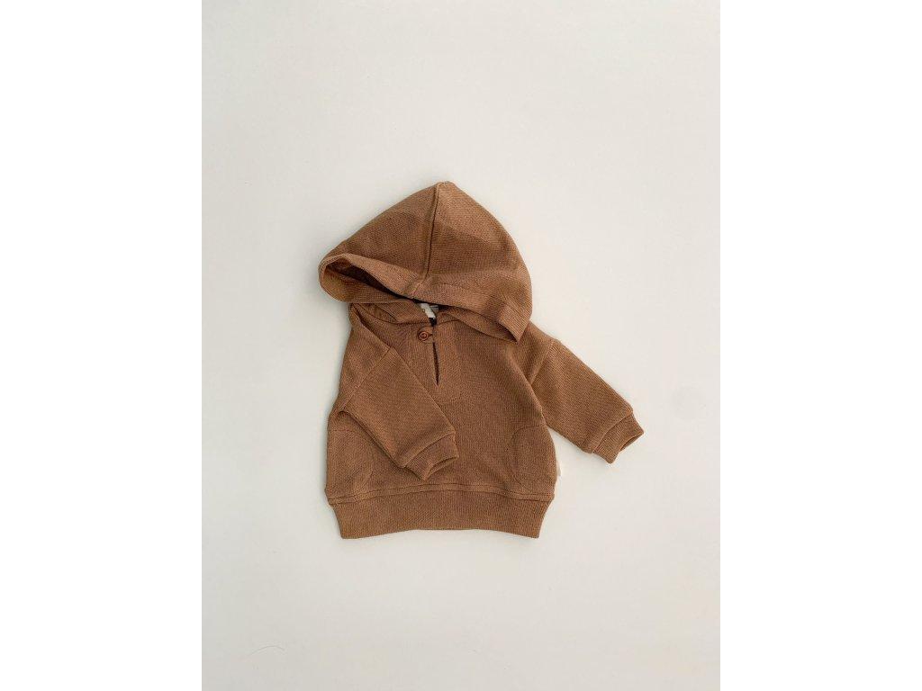 pocket hoodie nut 1