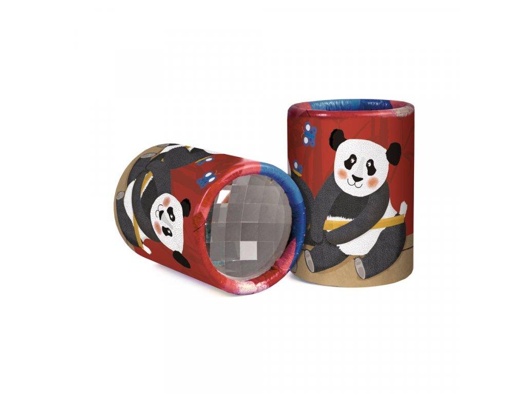 108224 londji mini kaleidoskop panda cd087s12