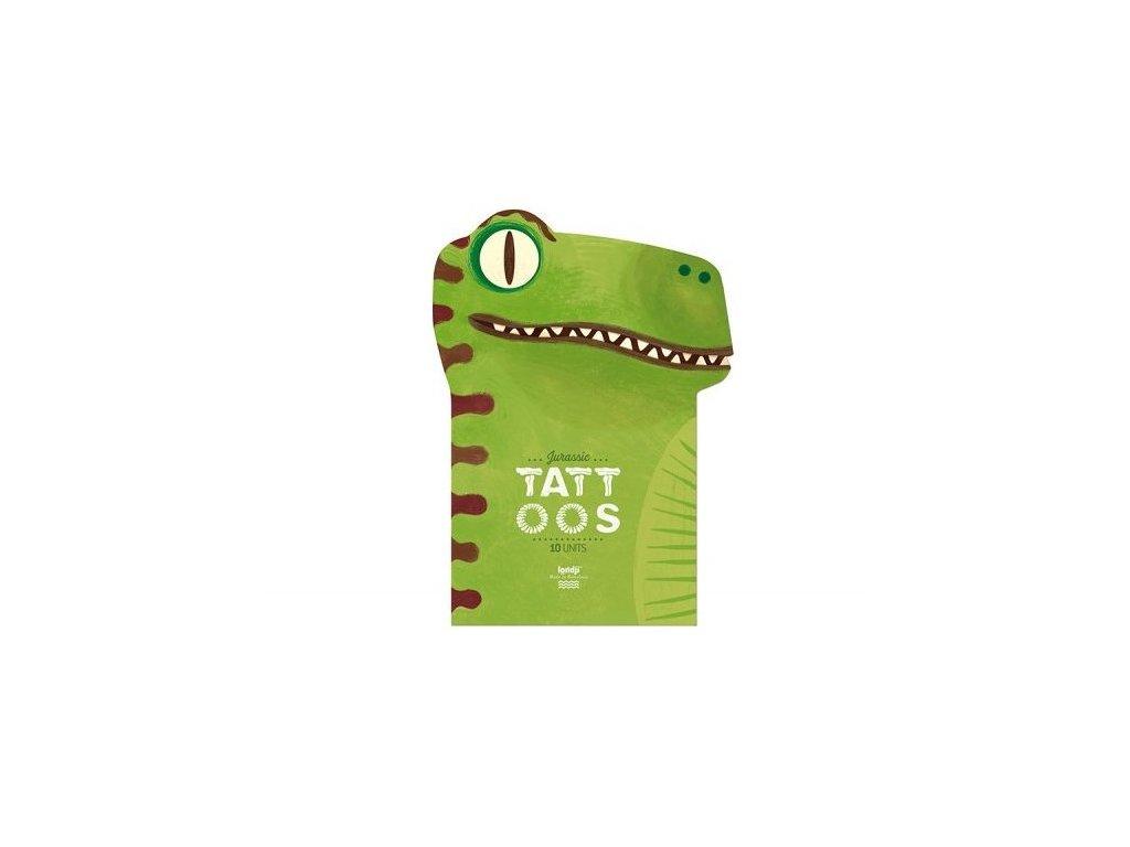 CC069 Tetování Dinosauři 1